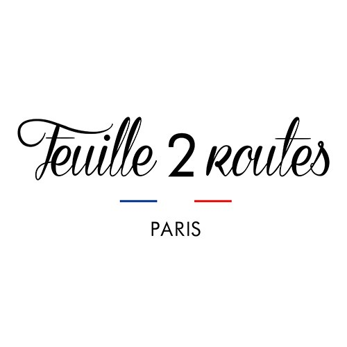 Feuille 2 routes Bordeaux Aquitaine Gironde